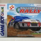 Nintendo Game Boy Color Instructional Booklet For International Rally