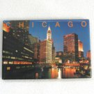 Chicago Skyline Refrigerator Magnet City Concepts 1994