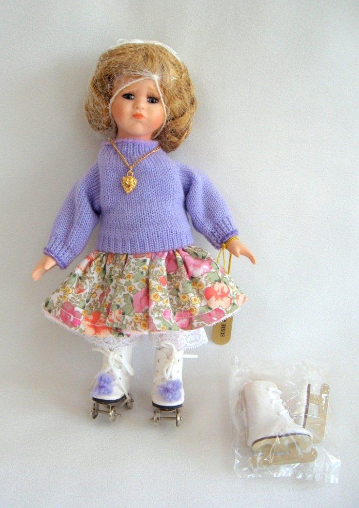 Susie Porcelain Doll Designer Gustave F Wolff Wimbledon