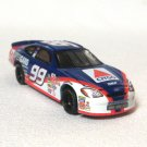 Jeff Burton #99 Nascar Diecast Toy Car 1999 Hotwheels