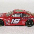 Nascar #19 Jeremy Mayfield Diecast Toy Car 2002 Dodge