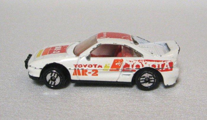 Diecast Toy Car Toyota MR2 Hotwheels 1990