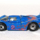 Blue Diecast Toy Car Hotwheels Hot Rod Vintage 1983 Malaysia