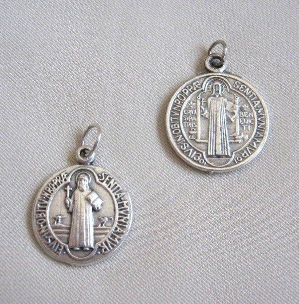 St. Benedict Religious Medals Pendants