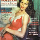 Hollywood Studio Magazine Then & Now Rita Hayworth Cover June 1989