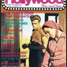 Hollywood Studio Magazine Then And Now James Dean Liz Taylor September 1987