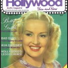 Hollywood Studio Magazine Then And Now Betty Grable Cover August 1986