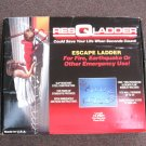 Rescue Escape Ladder Could Save Your Life 15 Feet Long HMP Industries