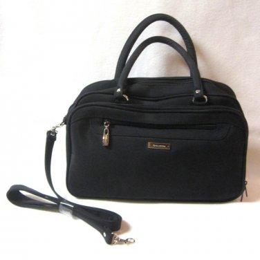 Black Handbag Purse By Collection