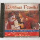 Christmas Favorites 20 Unforgettable Christmas Songs Music CD