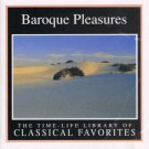 Baroque Pleasures Time Life Library Of Classical Favorites Music CDs