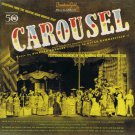 Carousel Original Cast Music CD Selections From The Theatre Guild Musical Play