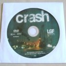 Crash DVD Don Cheadle Matt Dillon Sandra Bullock Special Sag Release Movie Video