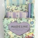 Madeline 6 Pc. Desktop Gift Set Address Book Picture Frame Pencils & Paper