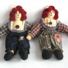 Raggedy Andy Dolls Country Sampler Unicorn Merchandise Corp.