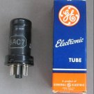 General Electric GE Electronic Tube 6AC7 Vintage