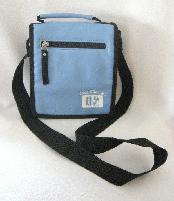 Light Blue Purse Bag Designer By Limited Too