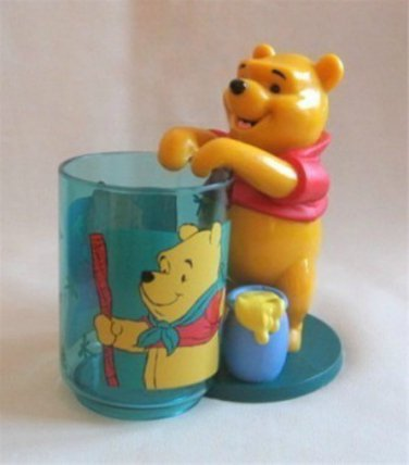 Winnie The Pooh Character Cup Tumbler Figure Kids Collectible