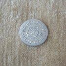 Vintage Aluminum Wooden Nickel Play Coin Token