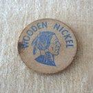 Vintage Wooden Nickel Macbeath Hardwood San Francisco Berkeley Salt Lake City