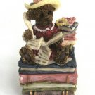 Sweet Girl Teddy Bear Trinket Box