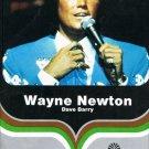 Large Postcard Crystal Room Desert Inn Country Club Las Vegas Nevada Wayne Newton Vintage 1960s