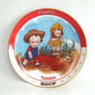 Campbell's Tomato Soup Collector's Plate 1993 The Danbury Mint