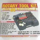 60 Pc. Rotary Tool Kit Harbor Freight Tools
