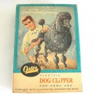Vintage Oster Electric Animal Dog Clipper For Home Use