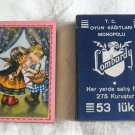 Arrco Playing Cards Little Cute Girls Full Deck Vintage Lombardy