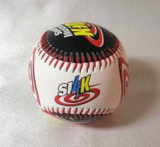 Colorful Sports Illustrated Kids Baseball
