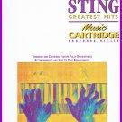 Yamaha Sting Greatest Hits Music Songbook Series Piano Organ