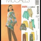 Misses Tops Skirt Pants McCall's Sewing Pattern No. M4526 Sizes 10 12 14 16