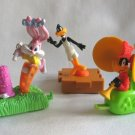 Collectible Toys Disney's Little Mermaid Miss Piggy Donald Duck Bugs Bunny Daffy Duck