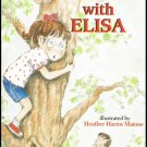 Summer With Elisa By Johanna Hurwitz Softcover Book Children