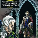Classics Illustrated The Master Of Ballantrae & Notes Robert Louis Stevenson Softcover Book