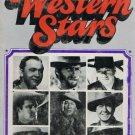 Great Western Stars By James Robert Parish Softcover Book Vintage 1976