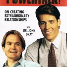 Anthony Robbins Powertalk Creating Extraordinary Relationships Audio Book