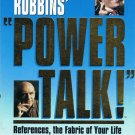 Anthony Robbins Power Talk References The Fabric Of Your Life Audio Book Motivational
