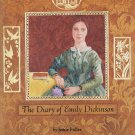 The Diary Of Emily Dickinson By Jamie Fuller Softcover Book