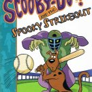 Scooby Doo & The Spooky Strikeout By James Gelsey Softcover Book