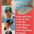 The Bantam Baseball Collection No. 2 American League MVP's Softcover Book Donald Honig