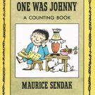 One Was Johnny A Counting Book By Maurice Sendak Softcover Book