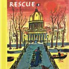 Madeline's Rescue By Ludwig Bemelmans Hardcover Book