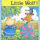 Nice Work Little Wolf By Hilda Offen Hardcover Book First American Edition