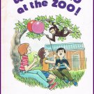 Who's Who At The Zoo By Janet Palazzo Craig Softcover Book Vintage