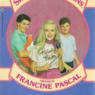 Sweet Valley Twins Jessica The Rock Star Francine Pascal Softcover Book