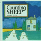 Counting Sheep By Barbara McGee Hardcover Book