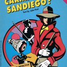 Where In America's Past Is Carmen Sandiego By John Peel Softcover Book Kids Detective