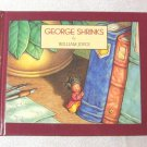 George Shrinks William Joyce First Edition Hardcover Book Children 5-7